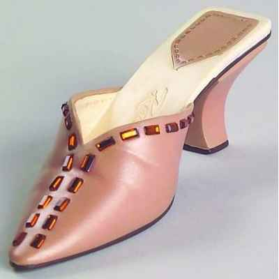 Figurine chaussure miniature collection just the right shoe radiance  - rs25344
