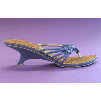 Figurine chaussure miniature collection just the right shoe shoreline   - rs26025