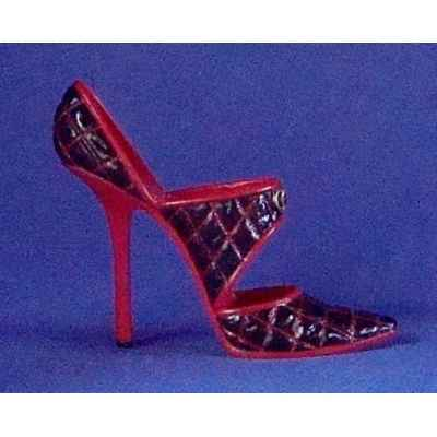 Figurine chaussure miniature collection just the right shoe super luxe   - rs100511