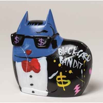 Figurine sammy, big city chat bleu de selwyn senatori -ST00606