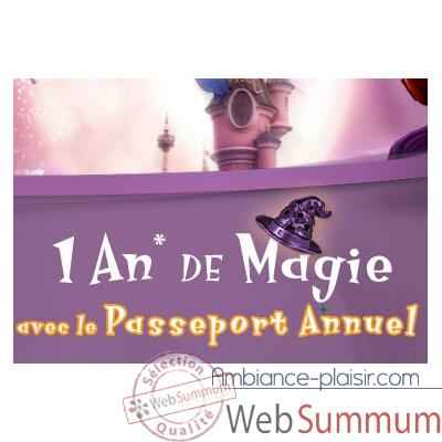 Disneyland Resort Paris - Pass-famille 1 jour