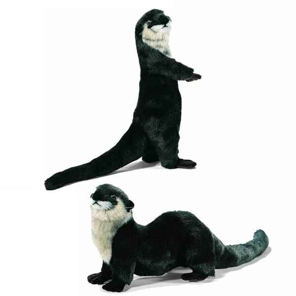 Video Peluche Loutre debout Anima -5087