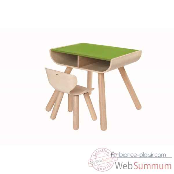Table et chaise Plan Toys -8700