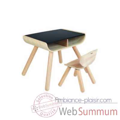 Table et chaise Plan Toys -8703