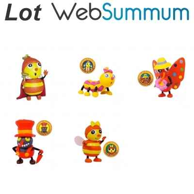 Figurine de collection bulle : panoramix collections asterix Plastoy -133
