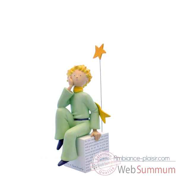 Figurine de collection le petit prince reveur - collectoys -113