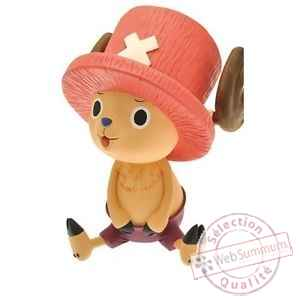 "Tirelire one piece ""chopper le renne"" Plastoy -80034"