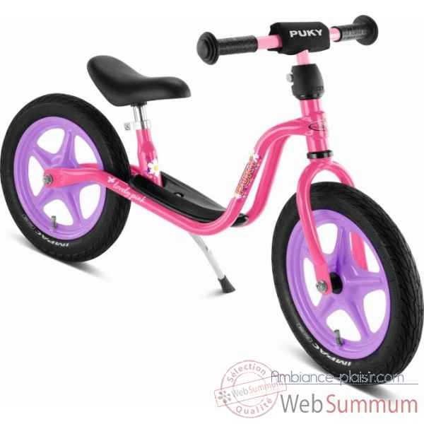 Velo draisienne standard air lr 1l lovely pink puky -4010