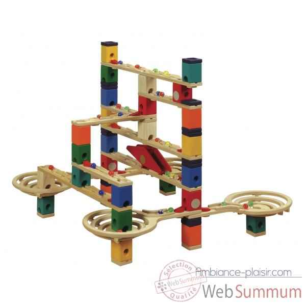 Circuit a billes quadrilla rail set plus -800120