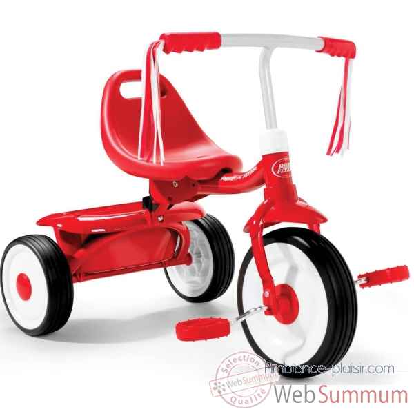 Tricycle pliable Radio Flyer -415