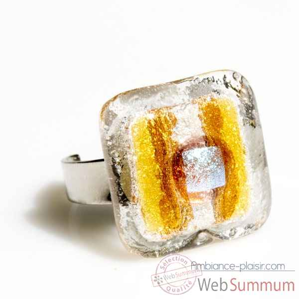 Bague collection brillance sunshine Rozetta -502Ga