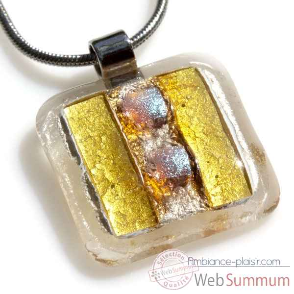 Pendentif collection brillance sunshine Rozetta -502sHc