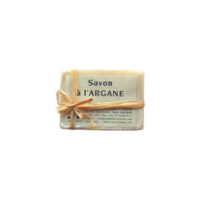 Savon d\'argane 100% naturel Nectarome
