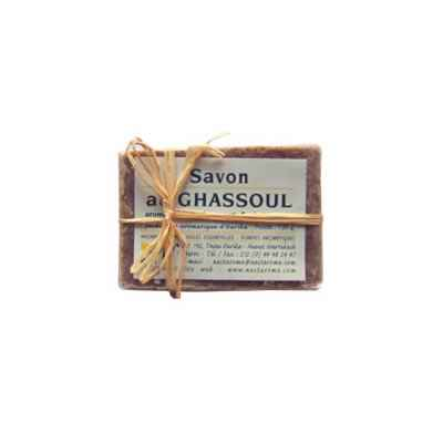 Savon au rhassoul 100% naturel Nectarome