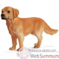 Vid�o schleich-16335-Golden Retriever �chelle 1:12