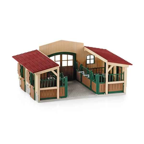 maison de ferme dans figurine schleich sur ambiance plaisir. Black Bedroom Furniture Sets. Home Design Ideas