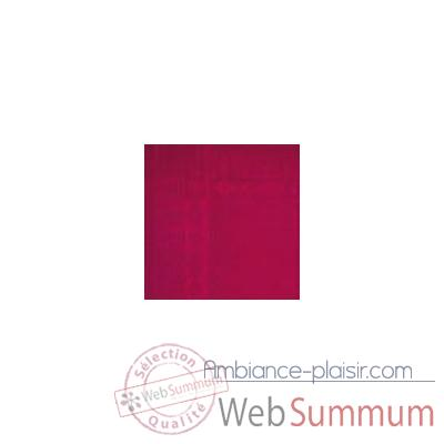 Serviette St Roch Salomee Rose -44