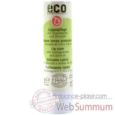 Soin Eco baume levres protecteur Eco Cosmetics -751025