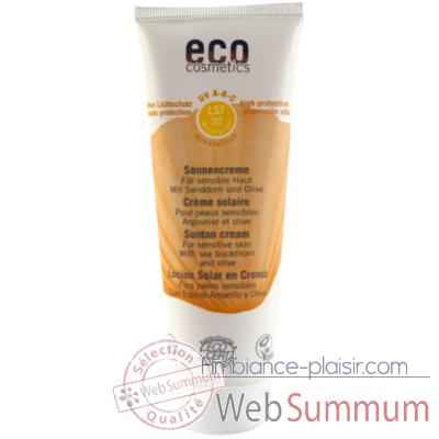 Soin Lotion solaire Sonnencreme LSF 30 Eco Cosmetics -742023