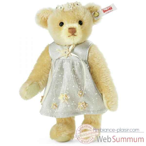 Ours little starlet teddy bear, blond STEIFF -021312