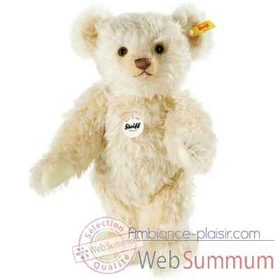 Ours teddy classique, blond clair STEIFF -000546