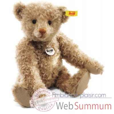 Ours teddy classique, canelle STEIFF -000195
