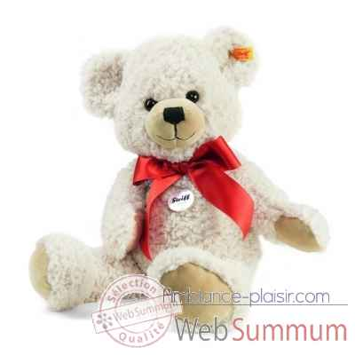 Ours teddy-pantin lilly, creme STEIFF -111945