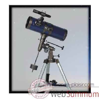 Fuzyon optics-Telescope 150 x 750 mm, monture equatoriale motorise.