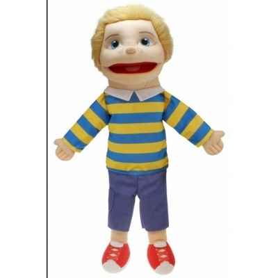 Medium garcon (peau claire) the puppet company -pc002051
