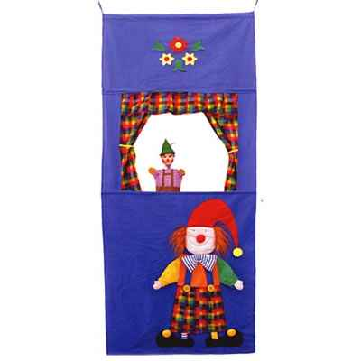 Theatre de marionnette Clown Kersa - 90050