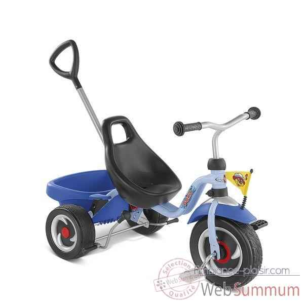 Tricycle Puky Cat1s bleu -2126