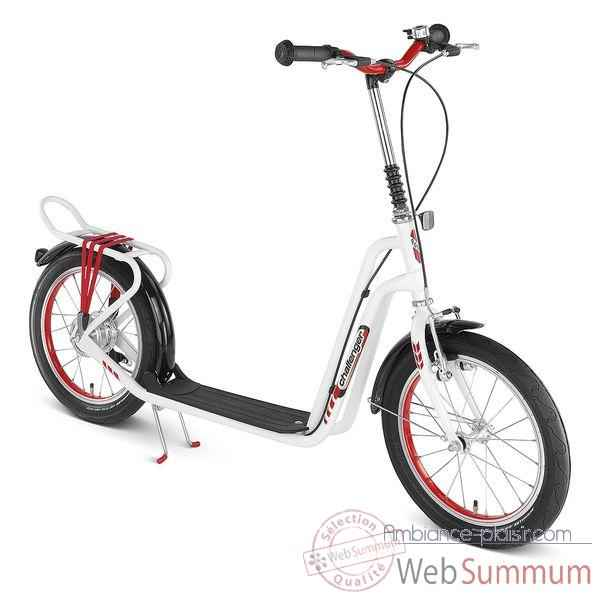 Video Trottinette Blanche Puky R2002l -5629