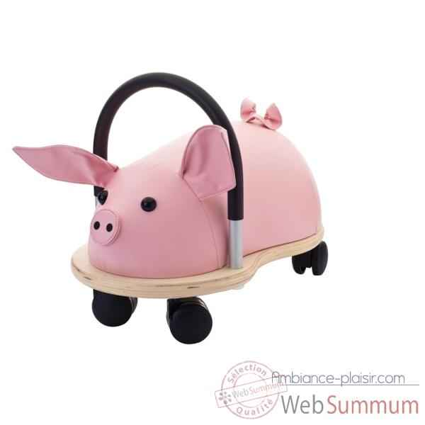 Porteur wheely bug cochon large -6149736
